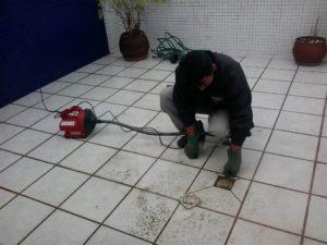 Desentupimento Ralo no Bacacheri em Curitiba